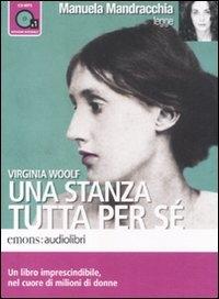 Manuela Mandracchia legge Una stanza tutta per sé