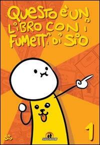 Questo è un libro con i fumetti di Sio 1