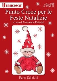 Punto croce per le feste natalizie