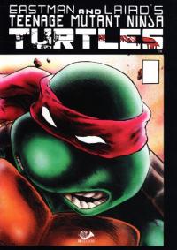 Eastman and Laird's Teenage Mutant Ninja Turtles. Volume 2.0