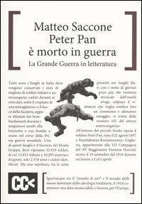 Peter Pan è morto in guerra