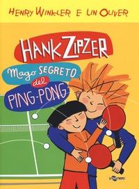 Hank Zipzer mago segreto del ping-pong
