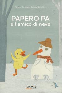 Papero Pa e l'amico di neve