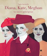 Diana, Kate, Meghan