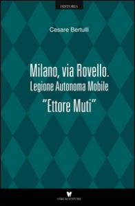 Milano, via Rovello