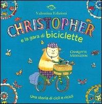 Christopher e la gara di biciclette