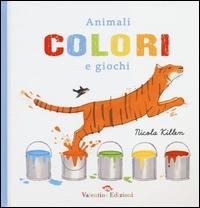 Animali colori e giochi