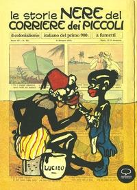 Le storie nere del Corriere dei Piccoli