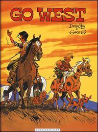 Go West : le avventure di Barnaby Bumper / Derib + Greg