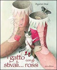 Il gatto con gli stivali... rossi