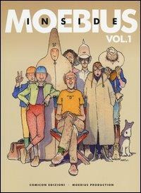 <Inside Moebius>  Vol. 1
