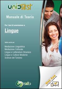 Manuale di teoria + esercizi per lingue e letterature straniere