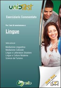 Eserciziario commentato per lingue e letterature straniere