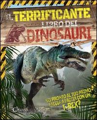 Il terrificante libro dei dinosauri