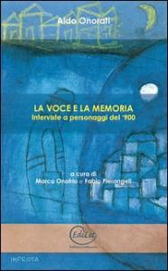 La voce e la memoria