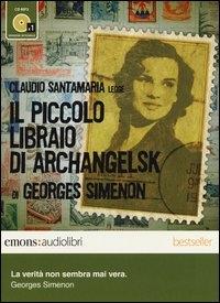 Claudio Santamaria legge Georges Simenon [audioregistrazione]