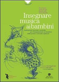 Insegnare musica ai bambini