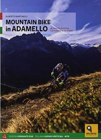 Mountain bike in Adamello