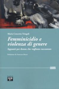 Femminicidio e violenza di genere