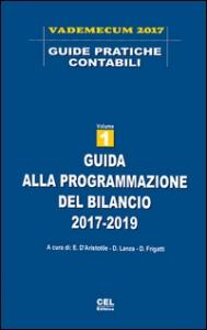 Guida alla programmazione del bilancio, 2017-2019