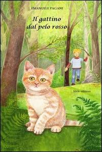 Il gattino dal pelo rosso
