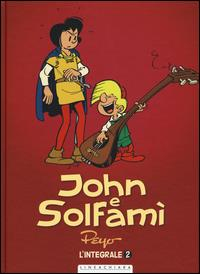John e Solfamì : l'integrale / Peyo. 2: [1955-1956]