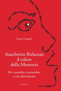 Auschwitz-Birkenau, il colore della memoria