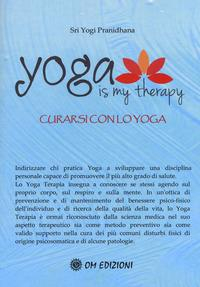 Yoga is my therapy