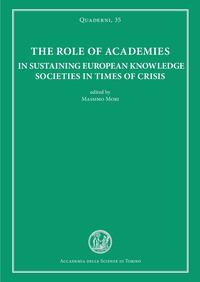 The role of academies in sustaining European knowledge societies in times of crisis