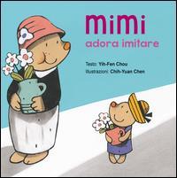 Mimi adora imitare