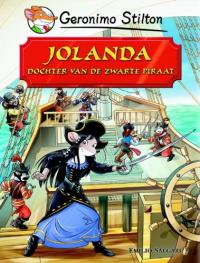 Jolanda, de dochter van de Zwarte Piraat