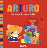 Arturo ha perso il suo orsetto