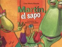 Martín, el sapo