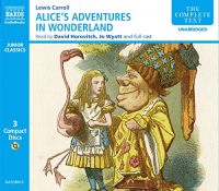 Alice's adventures in wonderland [audioregistrazione]