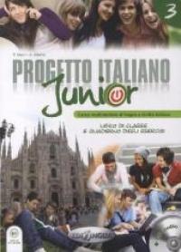 3: Corso multimediale di lingua e civiltà italiana. Un amore