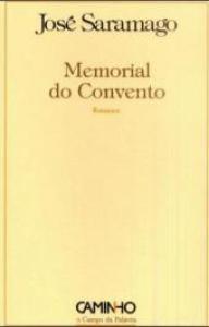 Memorial do Convento / Jos{ô}e Saramago