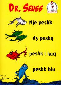 [5]: Një peshk, dy peshq, peshk i kuq, peshk blu