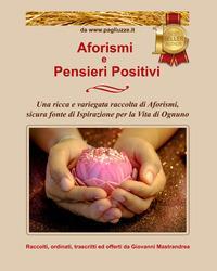 Aforismi e pensieri positivi