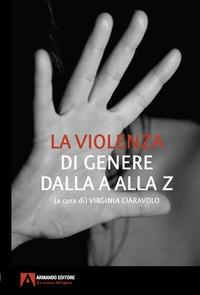 La violenza di genere dalla A alla Z