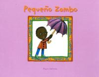 Pequeno Zambo / recopilacion : Josefina Urdaneta ; ilustraciones : Maria Elena Repiso